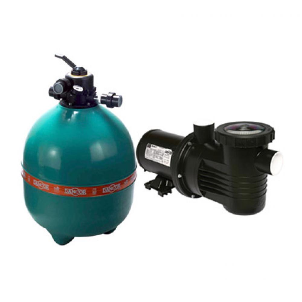 Filtro com Bomba Dancor DFR22 3/4cv